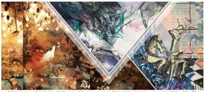 """青年艺术展下月在沪启幕 今日""""移动""""的瞬间或将为""""海派""""未来的历史"""