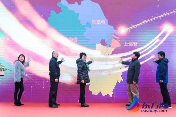 共享文旅盛宴 2020长三角文旅集市活动走进闵行