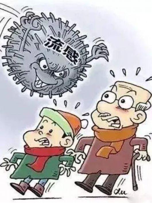 松江藥師教你幾招 向流感揮手說拜拜!