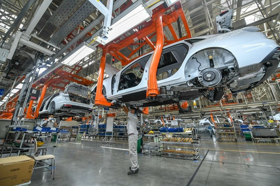 經濟總量將破百萬億!中國逆風破浪,迎來新跨越