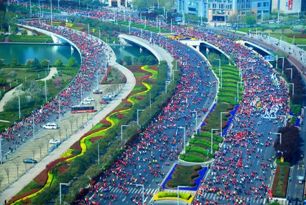 2021年郑开马拉松能举行吗?官方通告来啦!