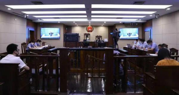 松江首例業委會成員職務侵占、挪用資金案宣