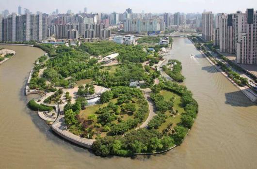 苏州河畔,一大波网红景点等你打卡~_上海旅游攻略
