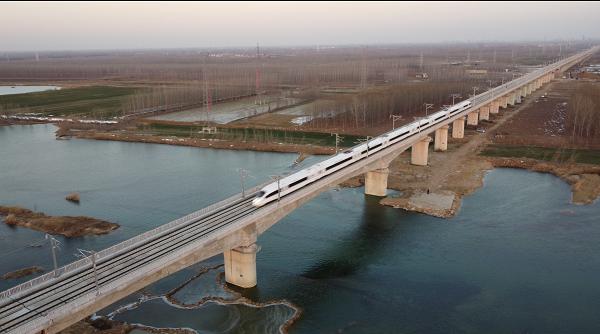 徐連高鐵今起運行試驗 預計2月上旬具備開通