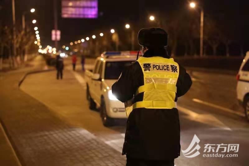 当首个警察节遇上寒潮后:坚守让他们觉得更有意义