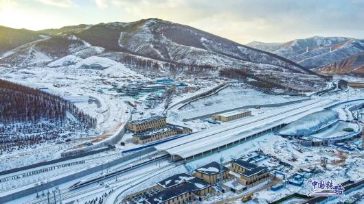 《【杏耀时时彩登录】探秘!这个高铁站直通冬奥赛场》