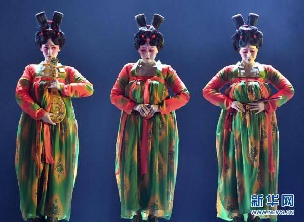 摩登5娱乐2021年河南春晚上,舞蹈节目《唐宫夜宴》火遍网络,受到众多网友赞誉(图20)