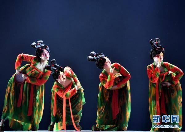 摩登5娱乐2021年河南春晚上,舞蹈节目《唐宫夜宴》火遍网络,受到众多网友赞誉(图21)