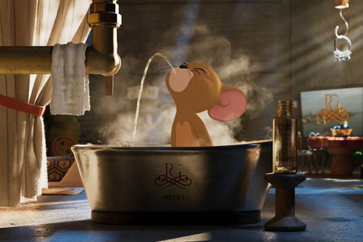 """赢咖3平台注册《猫和老鼠》大电影发布""""天生一对""""版预告片,新一轮猫鼠大战爆笑上演"""