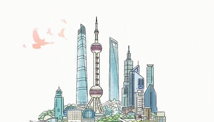 速读 | 总理今天念的报告中,这些事情都与上海有关