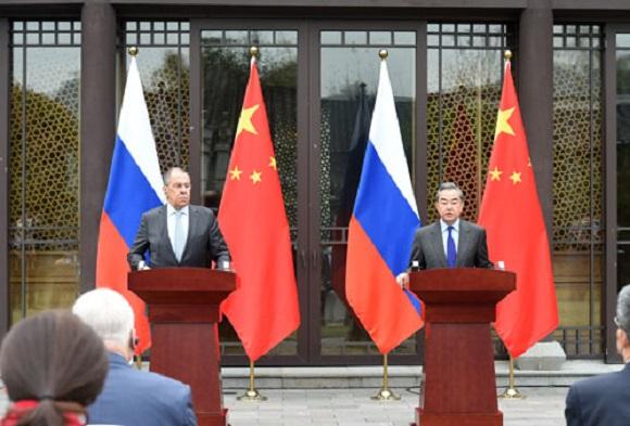 东方智库丨国际局势严峻 中俄联合声明意义