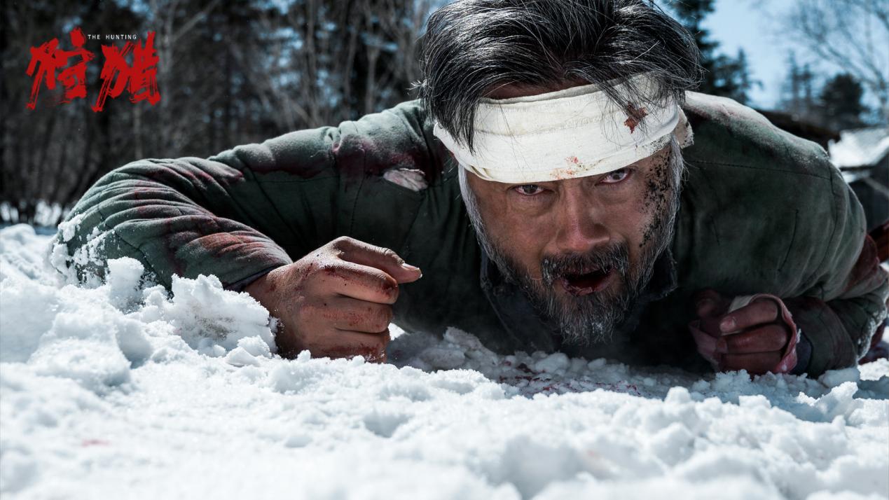 摩登6娱乐电影《狩猎》圆满杀青 异星来客狩猎游戏 打造国产科幻悬疑动作新标杆(图7)