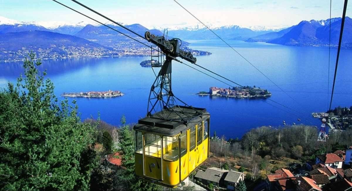 意大利北部著名景区缆车事故20米高空坠落至少14人遇难