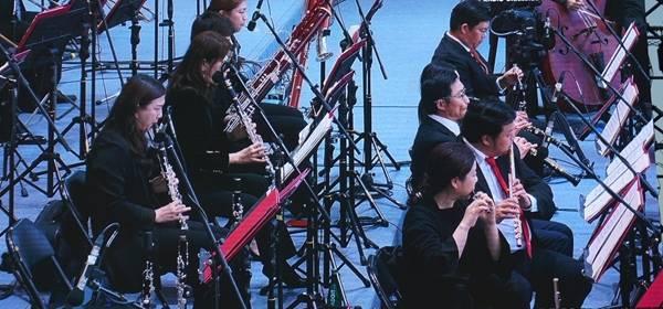 在沪外国友人参加辰山音乐节 感受上海自然与艺术魅力