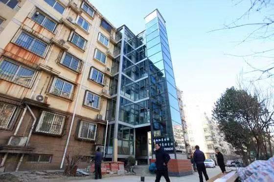 上海老旧小区加装电梯已投运797台 今年目标:1000台