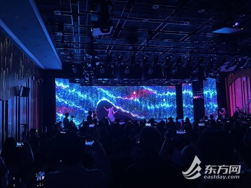 集时尚、活力、创意于一身 上海广播艺术中心宣布启用