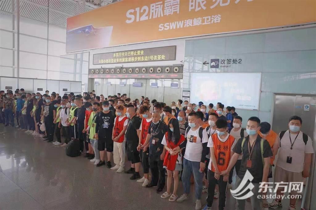 上海集中收网一批电信网络诈骗案,5月以来抓获1300余人