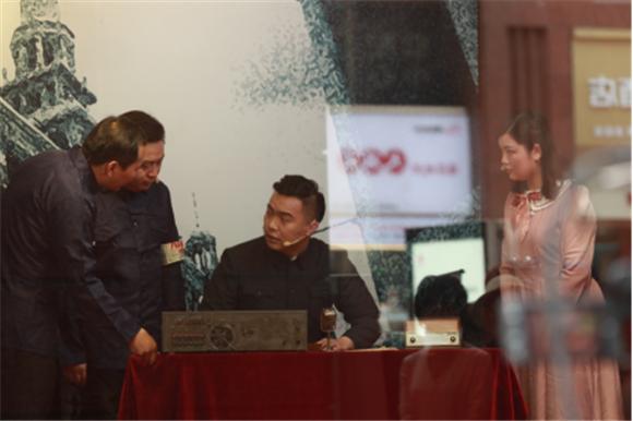 """上海解放发""""声""""地成为学活党史打卡地,南京东路街道启动党史学习教育系列活动"""