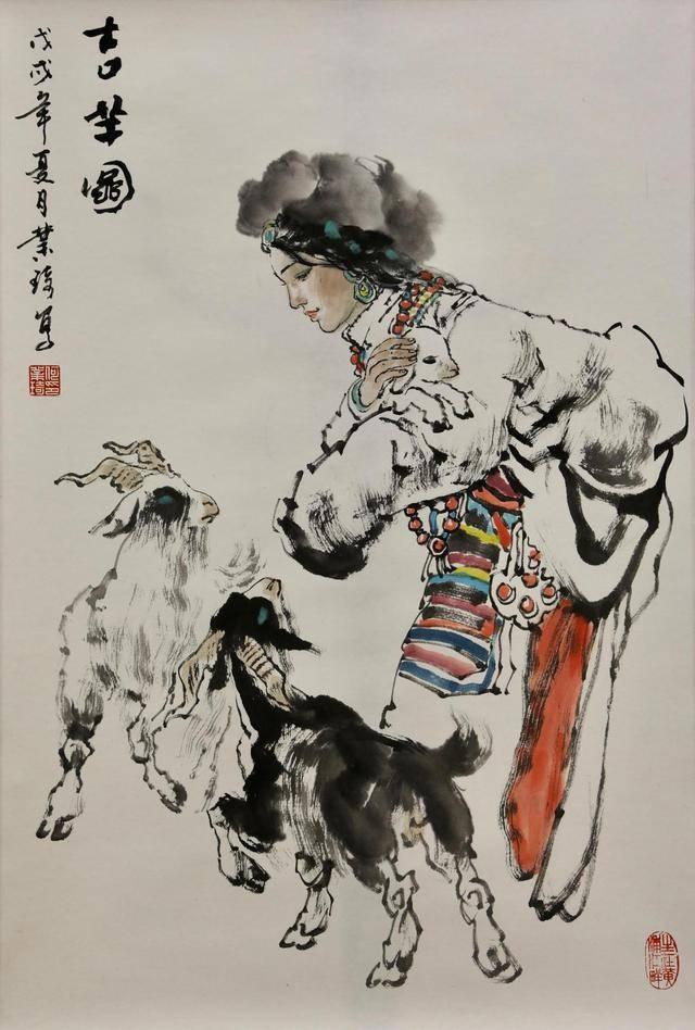 汇聚现当代艺术家与其传人作品 沪杭书画篆刻非遗精品展开展