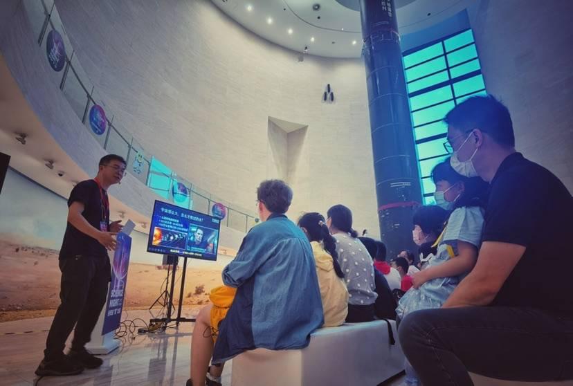 徐汇人身边又添科普新阵地  2021年徐汇科技节开启