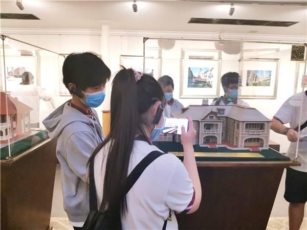 又多了一个爱上海的理由!在沪台湾青少年漫步武康路 阅读建筑里的城市历史