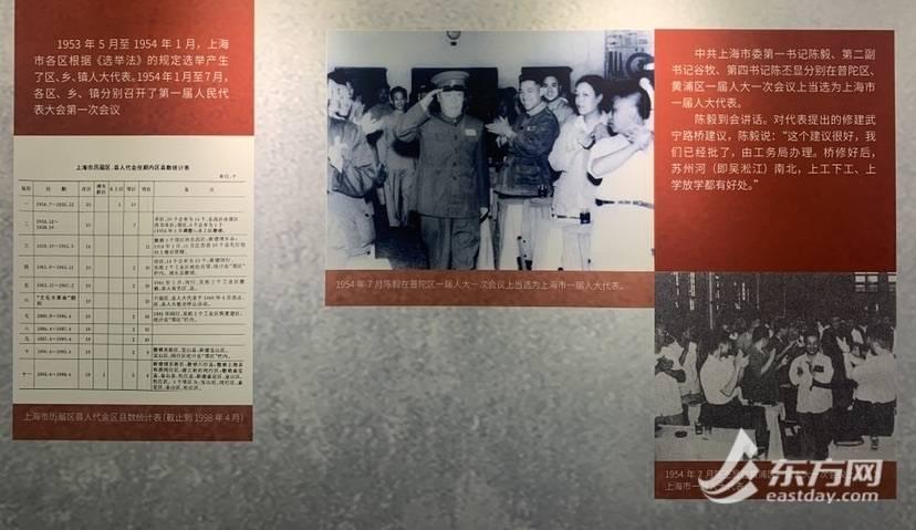 人大红色资源主题展开幕 首次全面展现人民代表大会制度探索与上海渊源