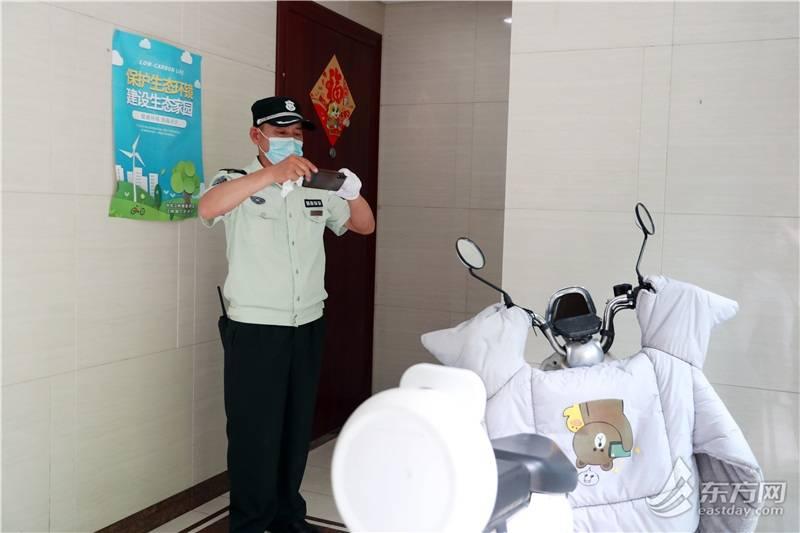"""物业管理+城管执法  上海按下小区环境治理""""快捷键"""""""