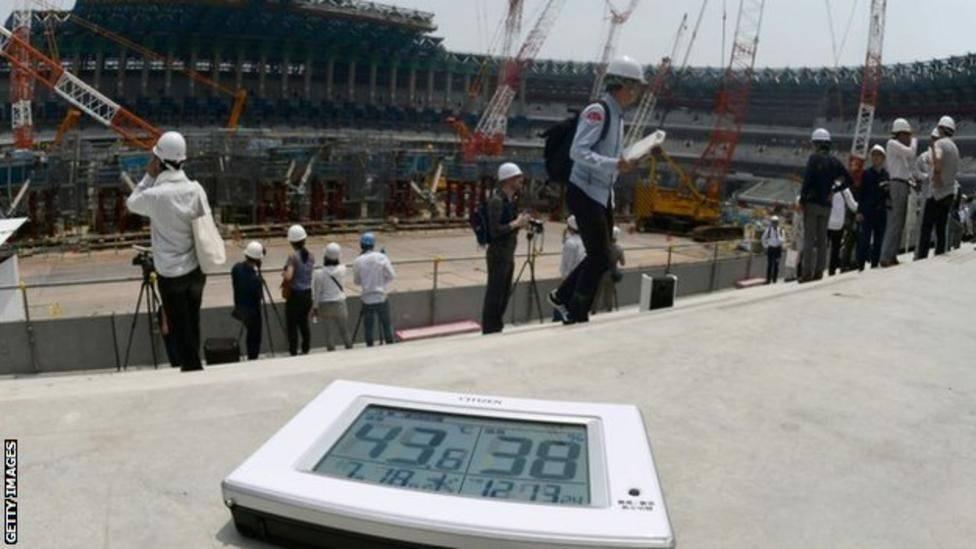 """东京奥运会要应对的不仅仅是疫情,研究称高温将对""""铁人三项""""等运动影响巨大"""