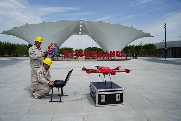 花博绽放中国梦 国网上海崇明供电将纪检监督工作融入花博保电