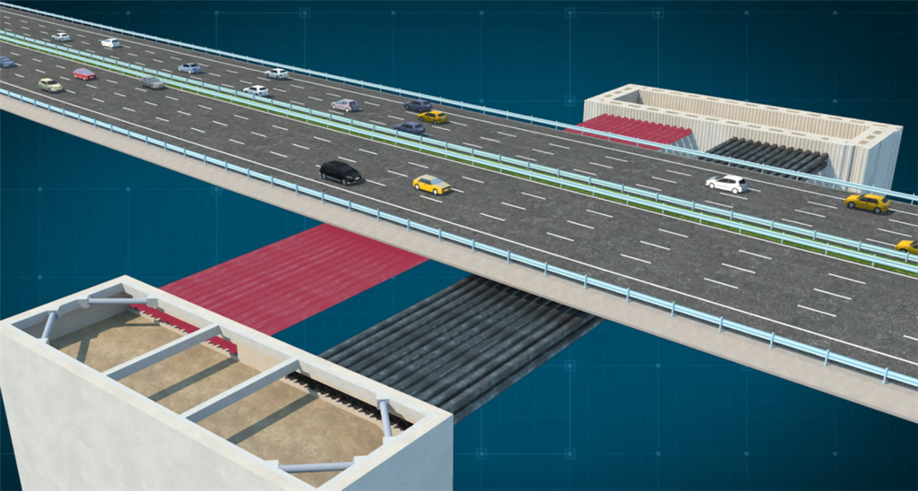 这条南北交通大动脉有了新进展 陆翔路-祁连山路贯通工程进入冲刺阶段