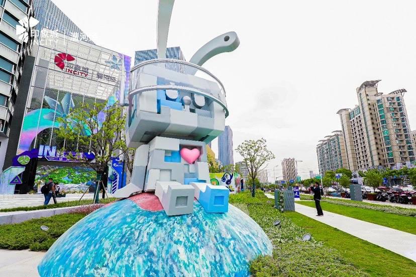 """上海西南片区添""""潮玩新地标"""":漕河泾印象城今开门迎客,区域首店占比超80%"""