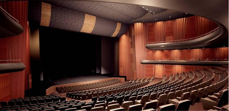 宛平剧院华丽回归 25块升降台的舞台将变幻出怎样的绮梦?