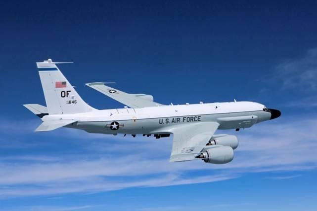 解放军近期黄海、东海实弹演习不断 美军机RC-135U空中侦察