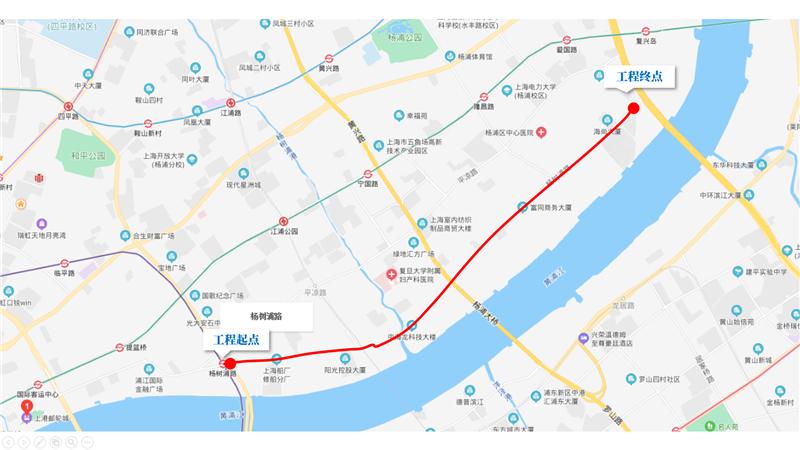 """全中国最古老的水管要回""""娘家""""了 杨树浦路上水管线搬迁及旧管网改造进行时"""