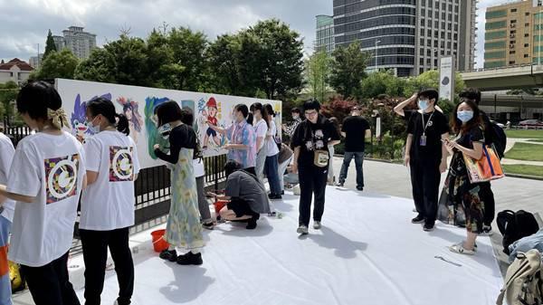 第二届全国动漫美术作品展开幕,255件作品呈现动漫视觉盛宴