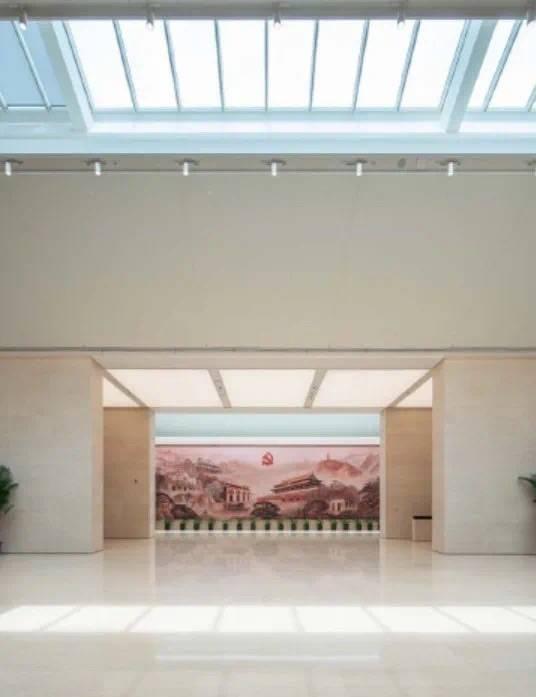 中共一大纪念馆用新砖还是用老砖?设计师揭秘小细节的大讲究