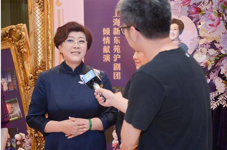 沈慧琴领衔新东苑演出季 沪剧《大雷雨》唱响天蟾逸夫舞台