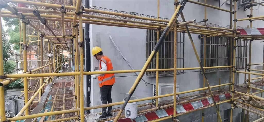 虹口启动238万平方米旧住房修缮改造工程