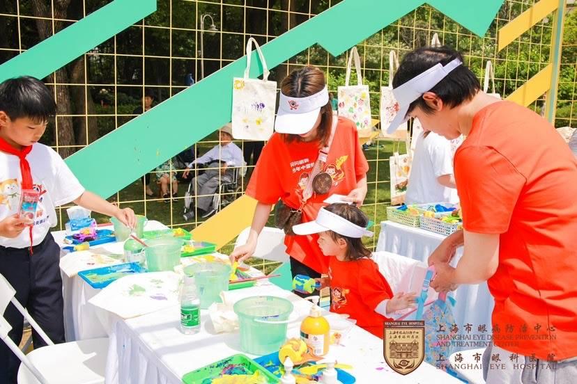上海基本实现4-18岁儿童青少年屈光和视力检查全覆盖