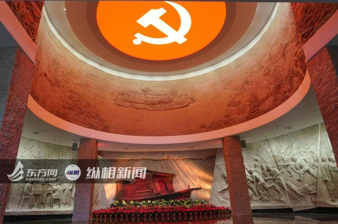 """红船起航!南湖革命纪念馆""""亮新颜"""""""