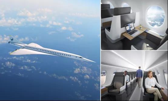 """美联航订购Boom15架超音速客机,这会是""""PPT造机""""吗?"""