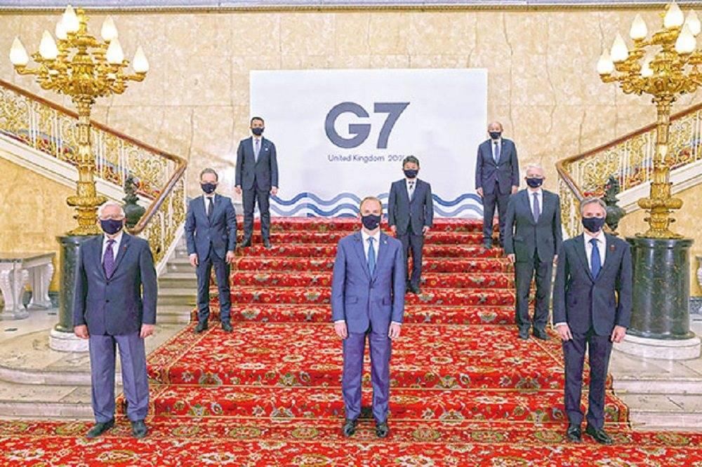 东方智库丨G7峰会前瞻:七国集团的底牌