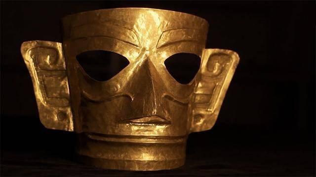 """有眼福了!从""""新中国的第一份国礼""""到自制三星堆黄金面具,1500件工艺精品齐聚上海"""