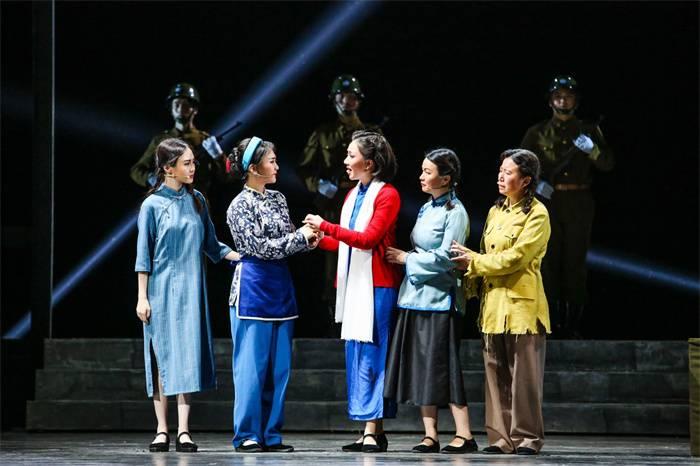 十年积淀再现江姐热血风采,红色经典歌剧《江姐》复演