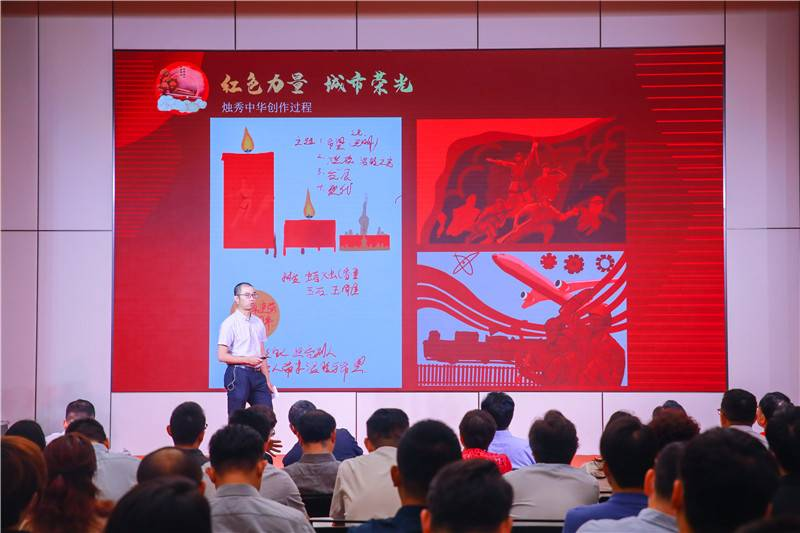 第二届上海红色文化创意大赛揭晓:67件作品获奖,部分已上市成爆款