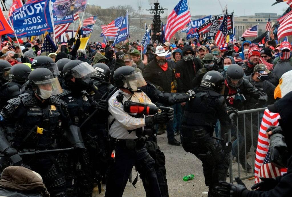 美参议院发布国会山骚乱调查报告:多部门重大缺陷,领导层彻底失败