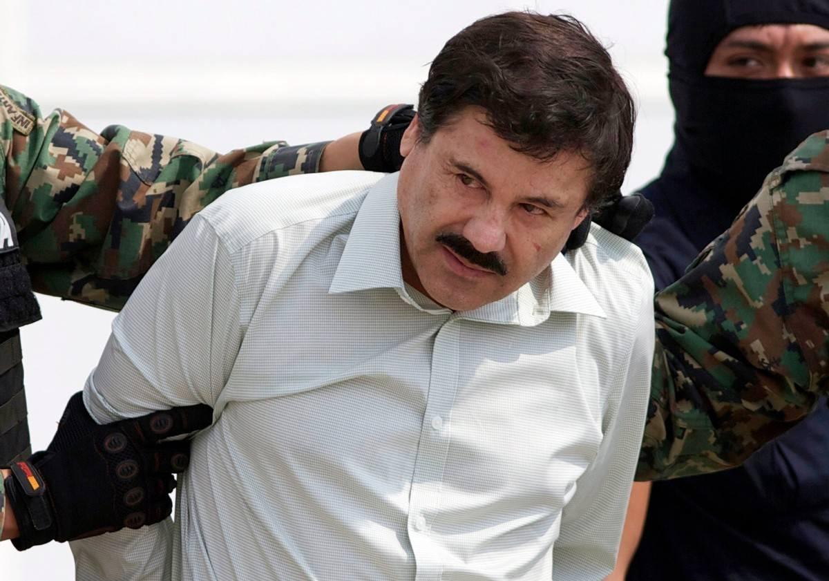 大毒枭古兹曼的妻子即将认罪,消息人士:自愿被捕,或与当局合作