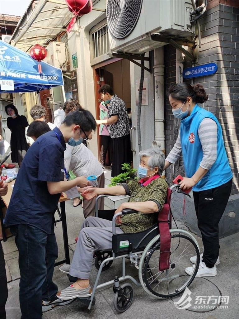 """上海居村委班子""""换新""""完成 这座城市末梢的""""精细""""就看他们"""