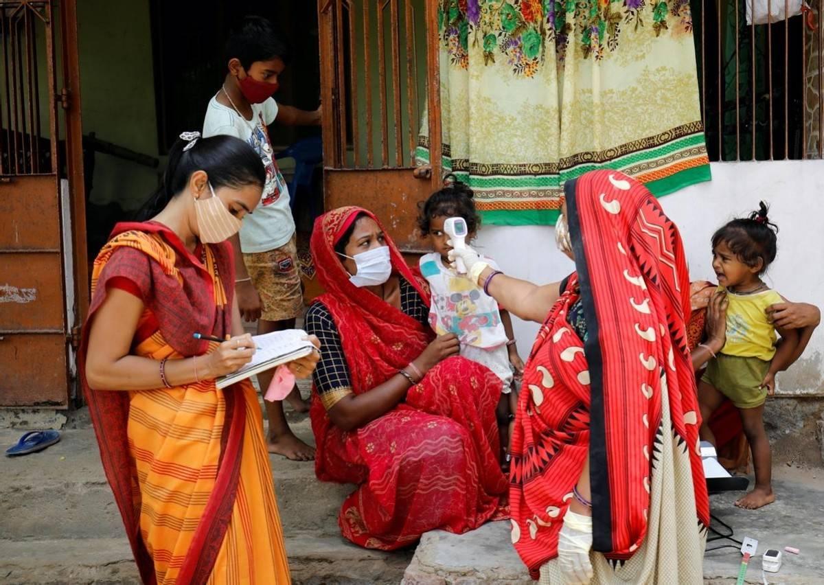 6148例!印度单日死亡病例刷新全球最高纪录