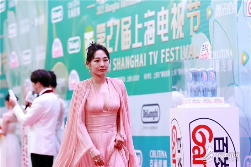 上海电视节闭幕红毯星光璀璨 有你喜欢的Ta吗